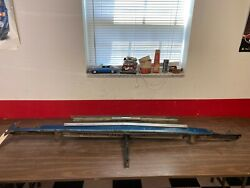 1967 Plymouth Gtx Belvedere Satellite Grille W/ Valance Hood Latch And Emblem
