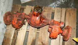 Power King Jim Dandy Garden Tractor- Differential With Final Drives