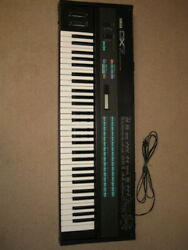 With Great Addition Famous Instruments Of The Past Yamaha Dx7 Complete Product