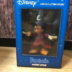 Disney Miracle Action Figure-90 Maf Dx Mickey Mouse Figure Doll Used In Japan 88