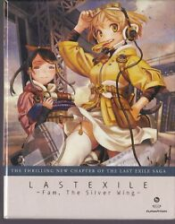 Last Exile Fam The Silver Wing Part One Limited Ed. Bd/dvd, 2013, 4-disc Set