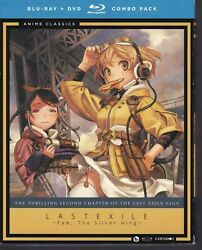 Last Exile Fam The Silver Wing - Anime Classics Bd/dvd, 2016, 8-disc Set