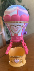 Fisher Price Imaginext Precious Places Swan Palace Spinning Hot Air Balloon 2009