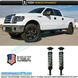 Icon Coil Over Shocks - 2014 Ford F150 2wd 91615