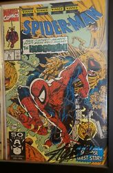 Stan Lee Signed Spiderman Comic Book. Perfect Condition