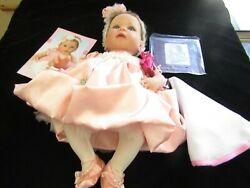 The Ashton-drake Galleries Only From The Bradford Exchange Baby Doll