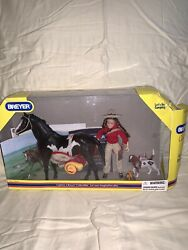 BREYER LETS GO RIDING COLLECTION #1410 NEW IN BOX