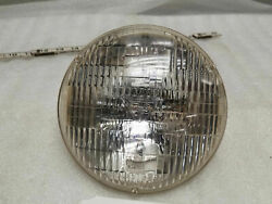 Nos Headlight Bulb 6v Guide T3 Motorcycle Panhead Flh Hydra Duo Glide Oem 7 New