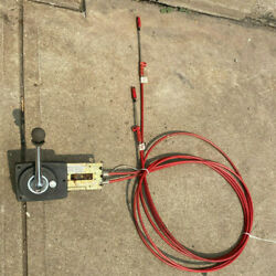 Ski Boat Engine Control Morse Marine Throttle Shifter With 16ft Cable