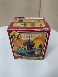 Vintage Star Wars Micro Collection Bespin Freeze Chamber Playset - New - See Pic