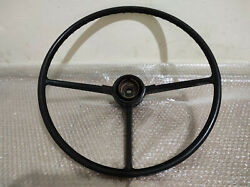 Chevrolet C50 May Fits C10 Pickup Truck Steering Wheel Classic Vintage Nos Rare