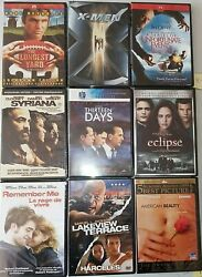 Huge Lot Of 86 Brand New Dvds King Kong, Taken, Rent, And Many More Lot 1-c