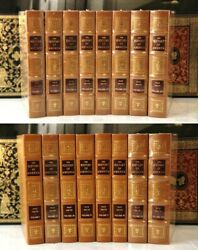The History Of America Complete 16 Vol - Easton Press - Page Smith - Most Sealed