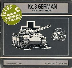 Focus On Armour, Camouflage, And Markings 3, German Eastern Front Almark