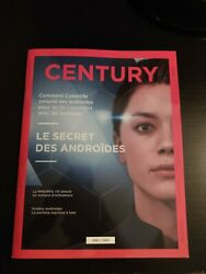 Detroit Become Human Century Magazine Limited Edition Of 5000 French Exclusive