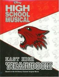Disney High School Musical East High Yearbook By Harrison, Emma , Hardcover