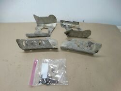 2003 Yamaha Grizzly 660 4x4 A Arm Guards Control Arm Skid Plates B595