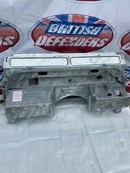 Land Rover Defender Galvanized Bulkhead Lhd 200tdi - New Made In Uk