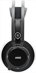 Akg Pro Audio K812 Pro Over-ear Open-back Flat-wire Superior Reference Headphone
