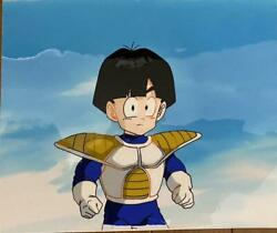 Dragon Ball Z Gohan Cel Picture Anime Jp Production With Background From Japan