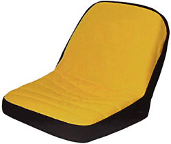Seat Cover Fits John Deere Mower And Gator Seats Up To 15 High New