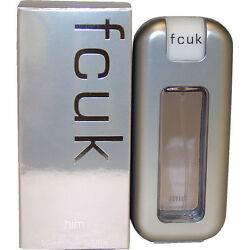 Fcuk For Him By French Connection 100ml Edt, Men's -free Gift With Order-