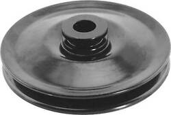 Macs Auto Parts 1965-1970 Power Steering Pump Pulley - For Ford Pump - V8 With