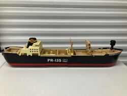 Ideal Phantom Raider Giant Ship Battery Operated Parts Vtg Toy 1964 1960s 60s