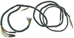 Macs Auto Parts Headlight Wiring Harness - Ford Passenger 6 Cylinder 32-15982-1