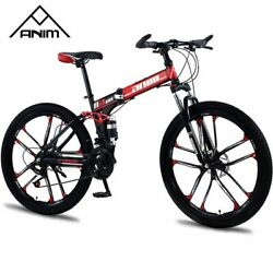 Aluminum Alloy Frame Bicycles 21/24 Speed Bike Variable Speed Fold Road Bikes