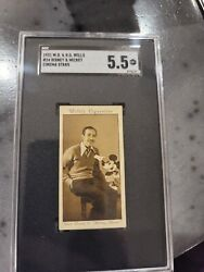 """1931 Walt Disney And Mickey Mouse Wd And Ho Wills Cinema Stars 24 Sgc 5.5""""ex+ Rc"""