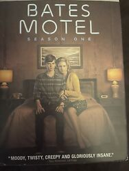 Bates Motel The Complete Series Dvd