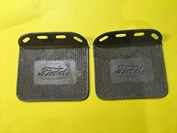 Antique, Vintage 1928 - 1931 Ford Model A Running Board Step Plates