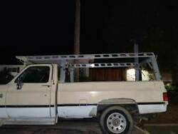 System One Aluminum Heavy Duty Contractors Rig Pick-up Truck Ladder Rack