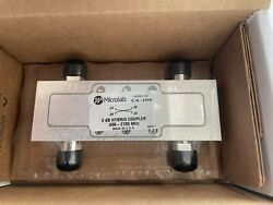 New Hybrid Couplers, Ca-j06, N Type - Lot Of 8