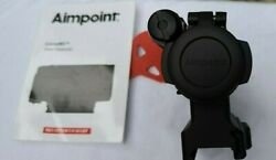 Aimpoint Compm5 Red Dot Reflex Sight, 2 Moa Dot Reticle, W/ Picatinny Mount