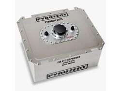 Pyrotect Fuel Cell,aluminum W Bladder 5-8-10-12-15-17-18-22-24-26-32-40-50-60 G