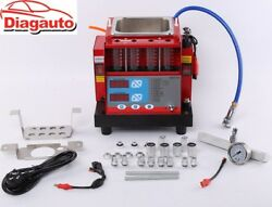 Auto Ultrasonic Cleaning Machine Fuel Injector Tester And Cleaner Mst-30 4jars