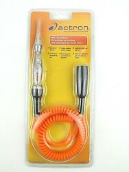 Actron Mini Circuit Tester Cp7841 New Sealed