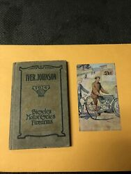 Iver Johnson 1914 Guns, Bicycles And Motorcycles Book Antique Motorcycle Sales