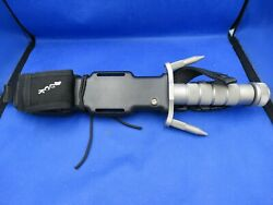 Vintage Buck 184 Buckmaster Survival Knife New Old Stock With Original Box And P