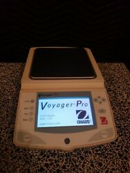 Ohaus Vp612cn Balance D=0.01g Max=610.00g Lab Scale Working Great