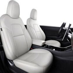 Car Seat Cover Leather Water Proof Temperature Resistant Durable Cushion Mat