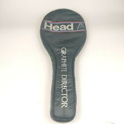 Vintage HEAD Graphite Director AMF Head Cover Made in USA