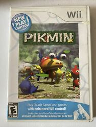 New Play Control Pikmin Wii Complete 100 Authentic Nintendo Wii 2009