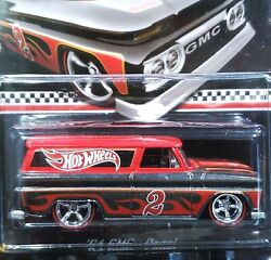 Hot Wheels 64 1964 Gmc Panel 2015 Collector Edition Kmart Mail In Collectibl Car