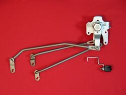 1964-66 Ford Mustang 4 Speed Toploader Shifter Rebuilt Restored Working Switch