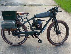 50cc Motorized Bicycle Antique And Vintage