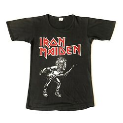 Iron Maiden Vintage 1980 Tour Killers Official Rare Original 80s Collectable S