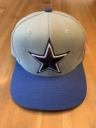 Mitchell Ness Dallas Cowboys Nfl Football Snapback Hat Vintage Collection